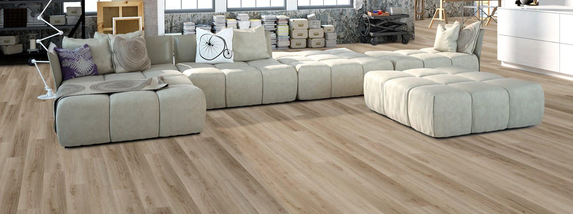 Vinyle plancher soussol humide